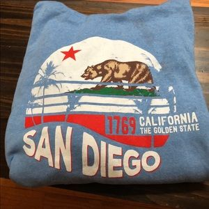 San Diego California Sweatshirt